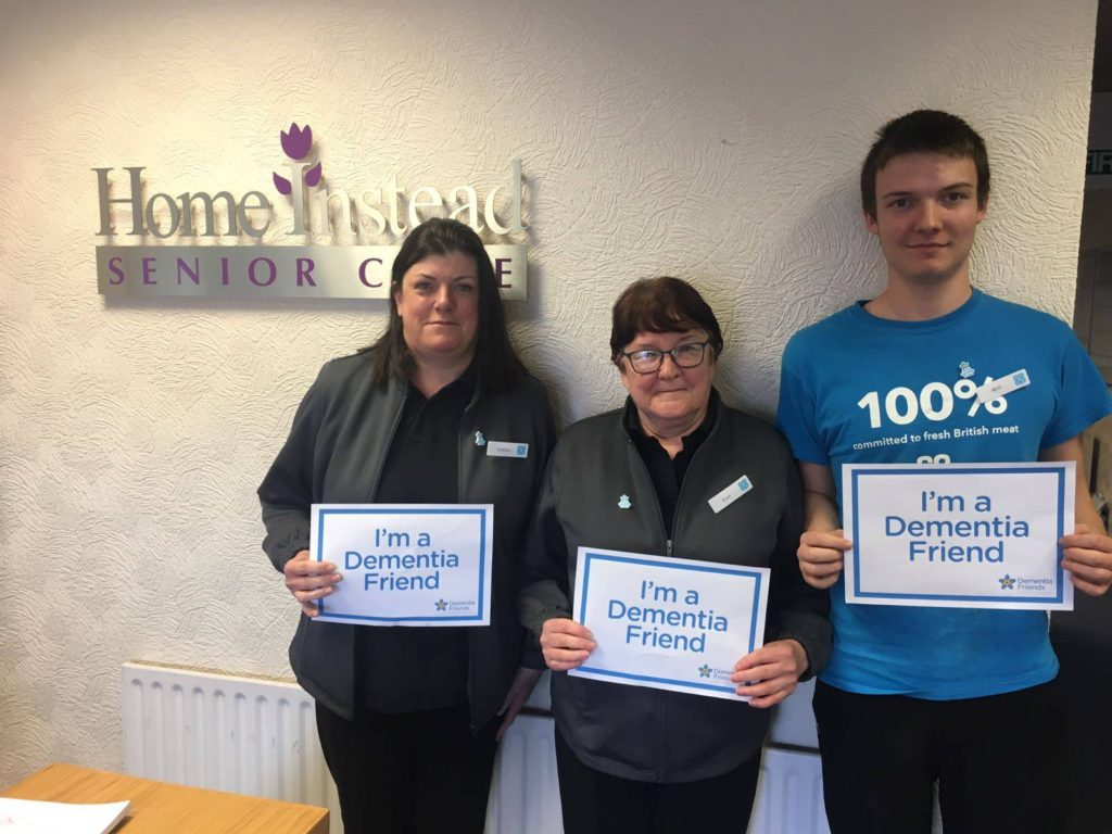 More Co Op employess are now Dementia Friends