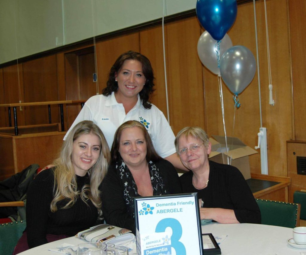 Lucie and the team from Home Instead Senior Care