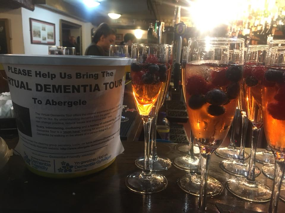 Forget Me Not Fundraiser